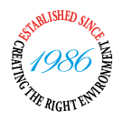 Established since 1986 - Creating the right environment